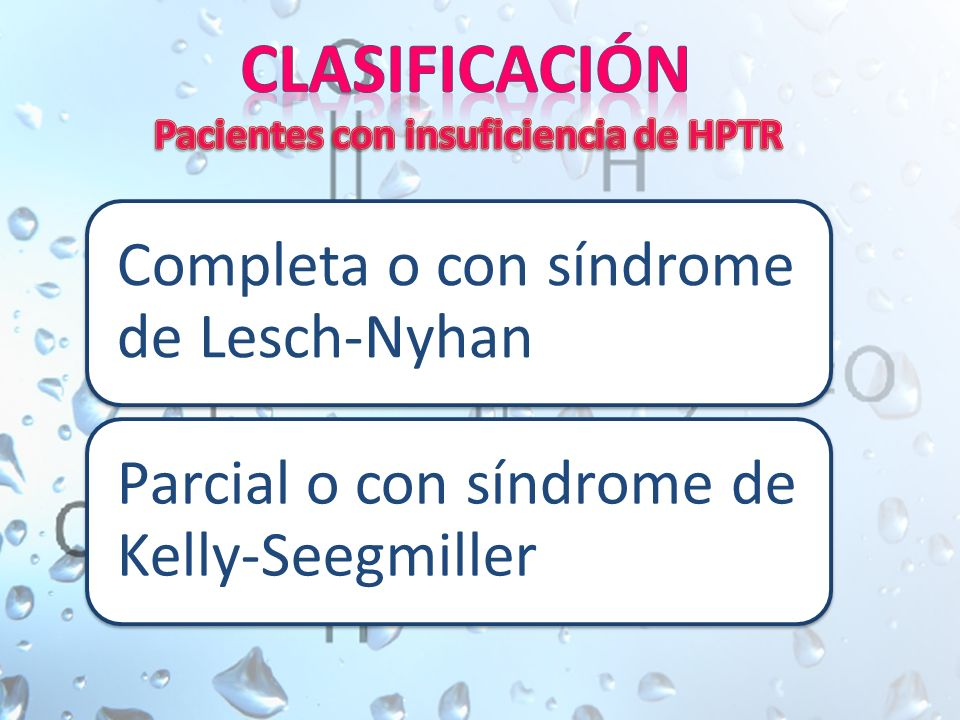 Pacientes con insuficiencia de HPTR