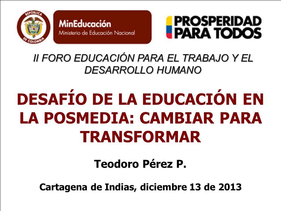 Cartagena de Indias, diciembre 13 de 2013