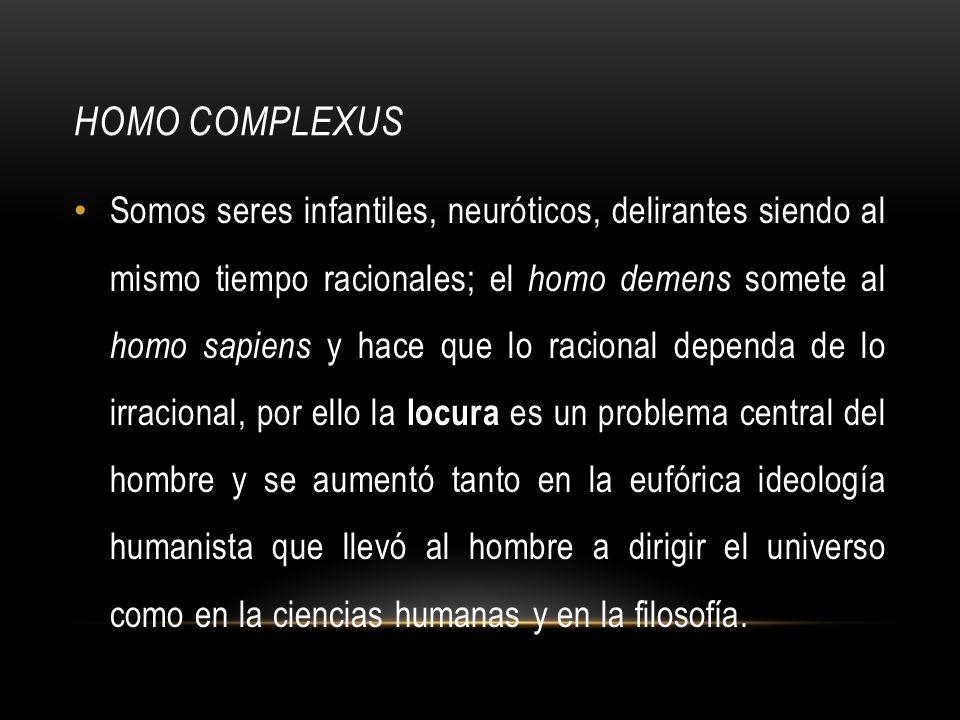 Homo complexus