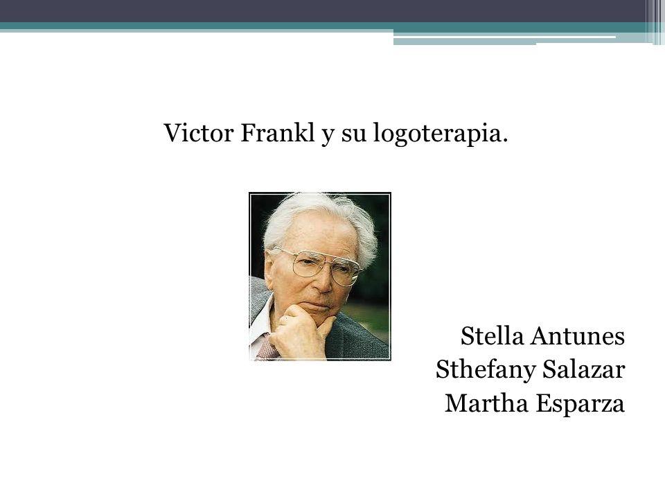 Victor Frankl y su logoterapia
