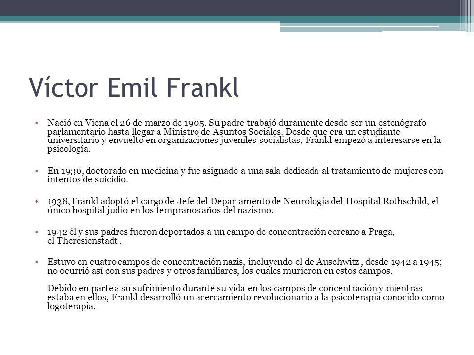 Víctor Emil Frankl