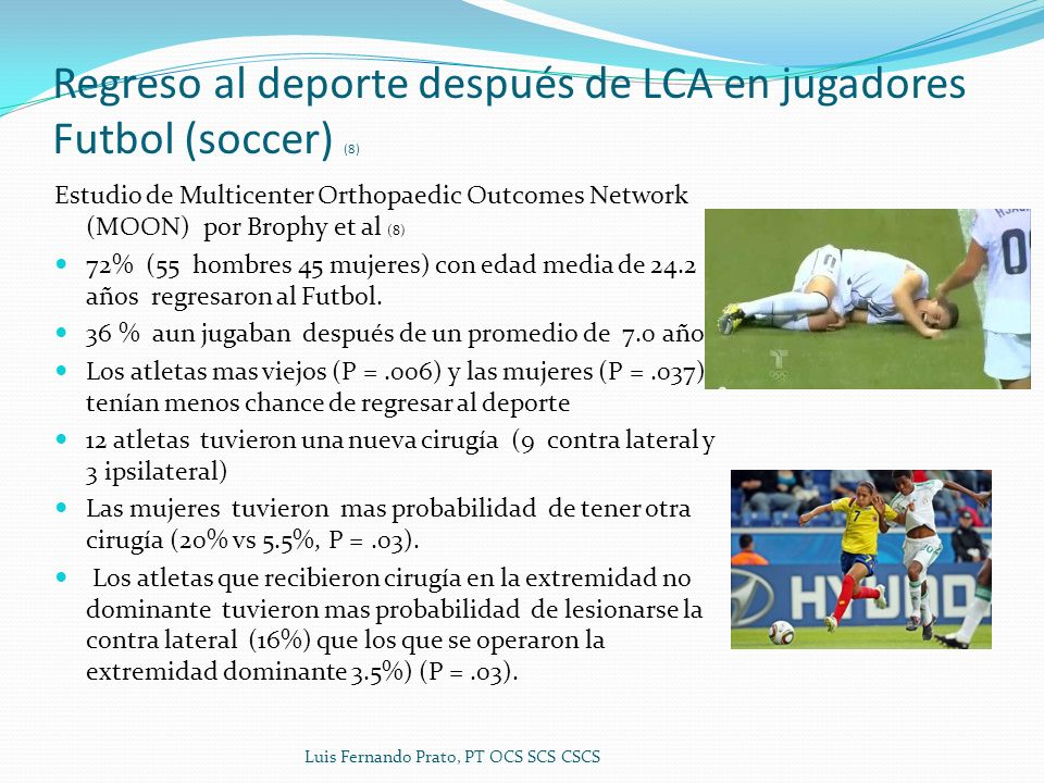 Regreso al deporte después de LCA en jugadores Futbol (soccer) (8)