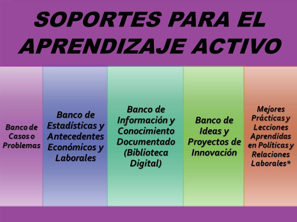 Banco de Estadísticas y Antecedentes Económicos y Laborales