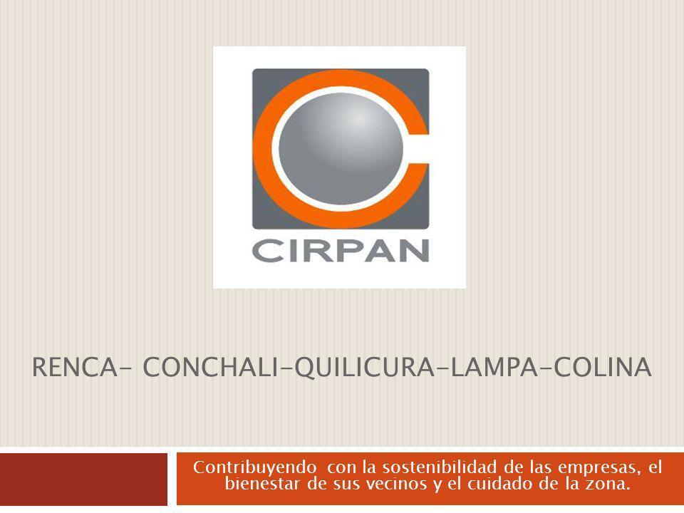 RENCA- CONCHALI-QUILICURA-LAMPA-COLINA
