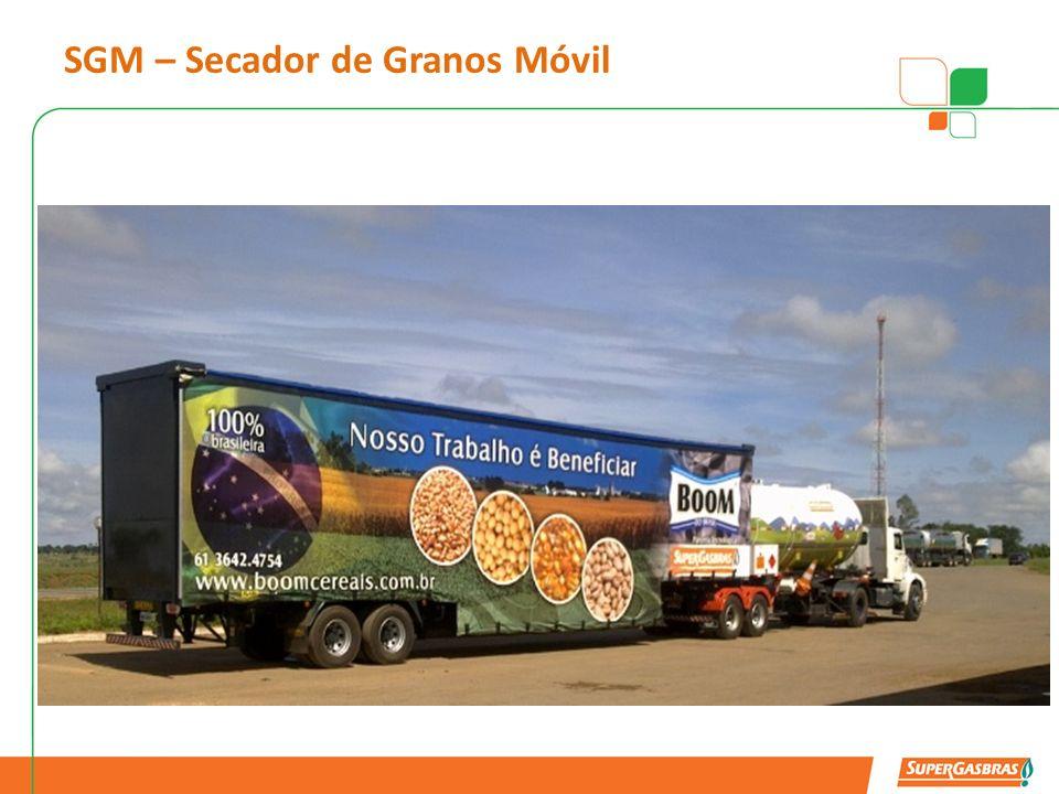 SGM – Secador de Granos Móvil