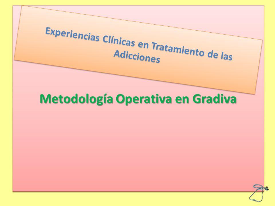 Metodología Operativa en Gradiva