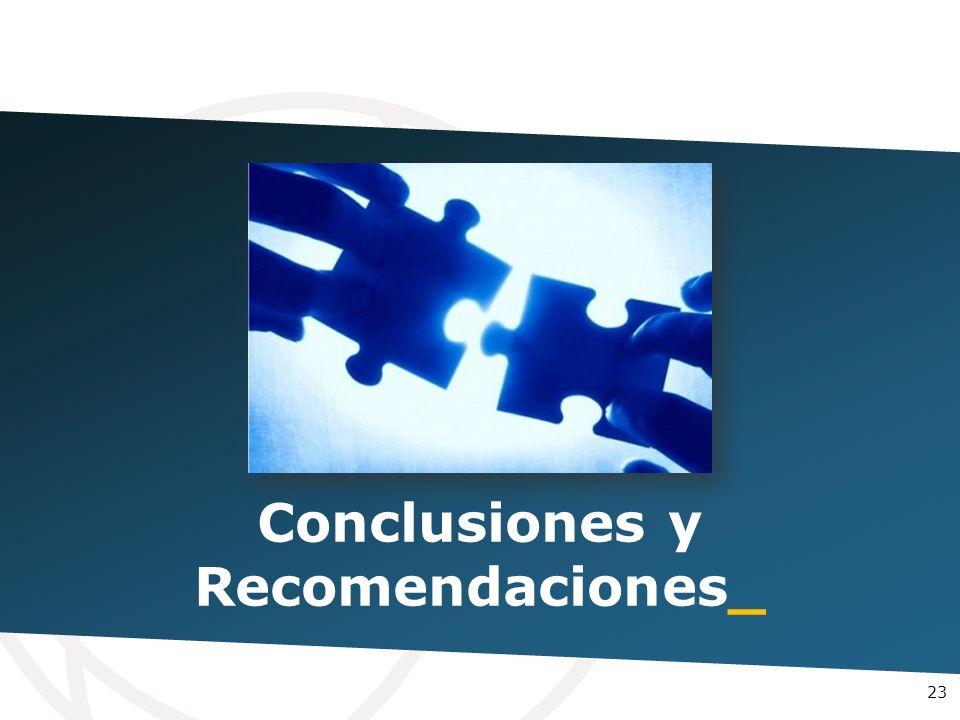 Conclusiones y Recomendaciones_