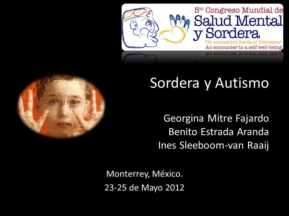 Monterrey, México. 23-25 de Mayo 2012