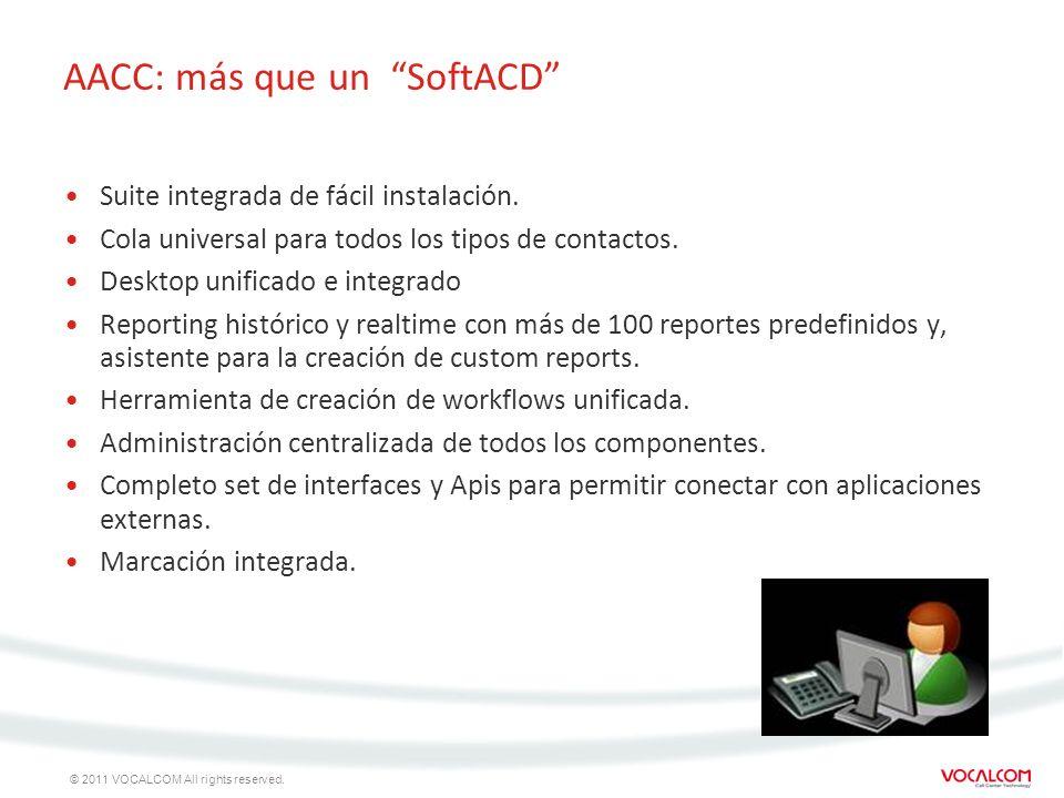 AACC: más que un SoftACD