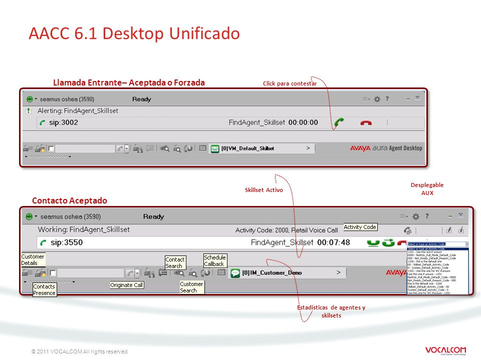 AACC 6.1 Desktop Unificado