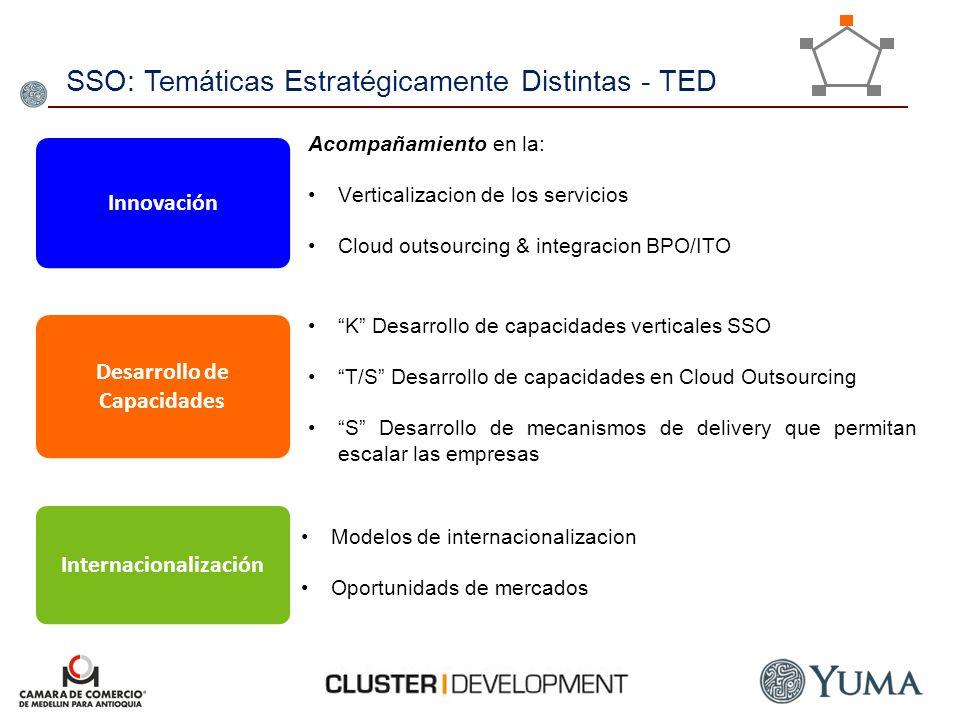 Desarrollo de Capacidades Internacionalización