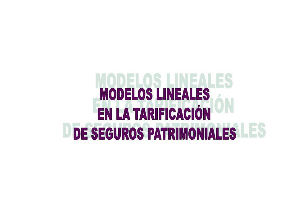 DE SEGUROS PATRIMONIALES