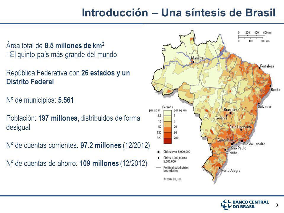 Introducción – Una síntesis de Brasil