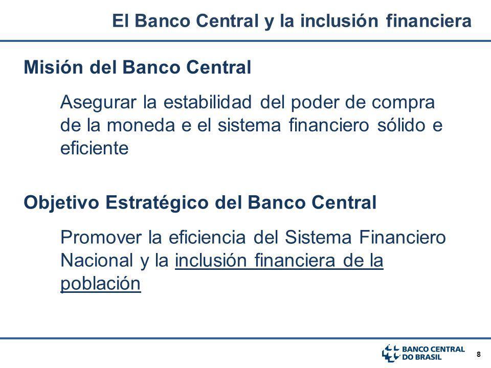 Misión del Banco Central
