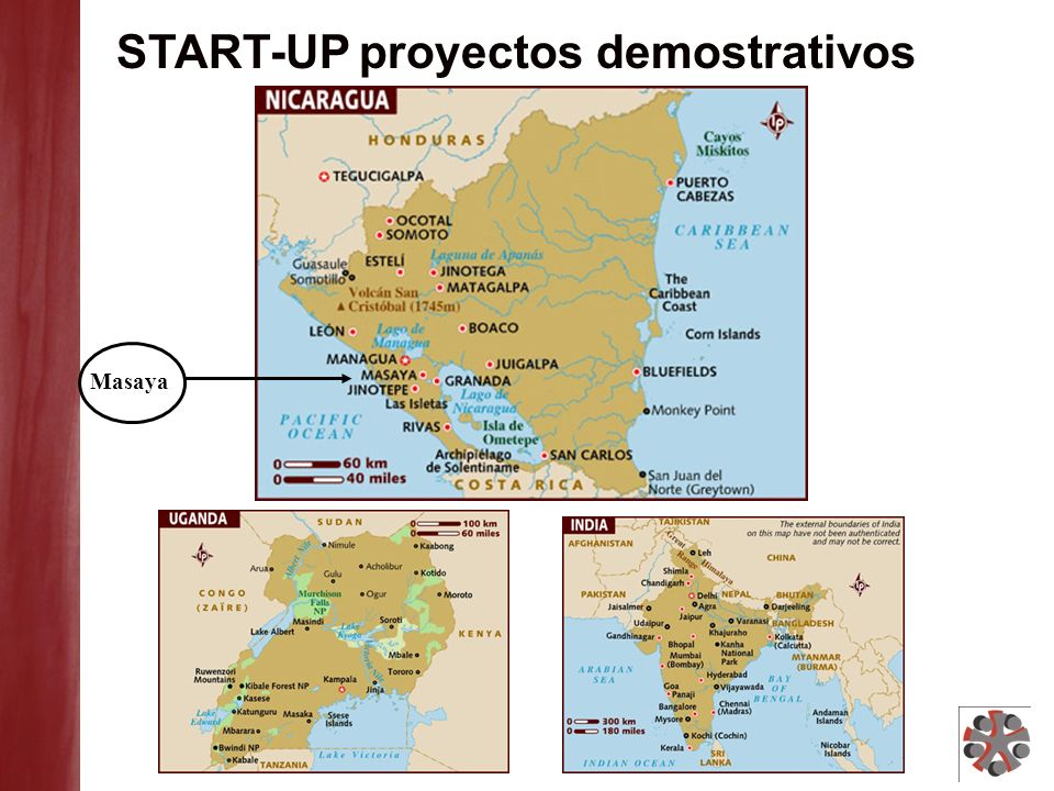 START-UP proyectos demostrativos