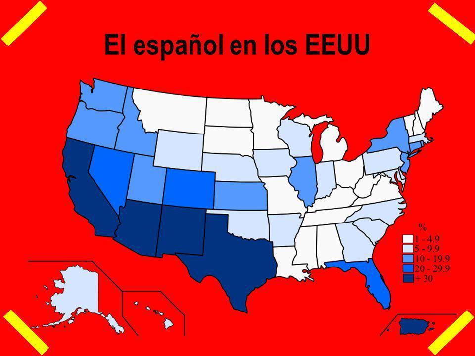 El español en los EEUU