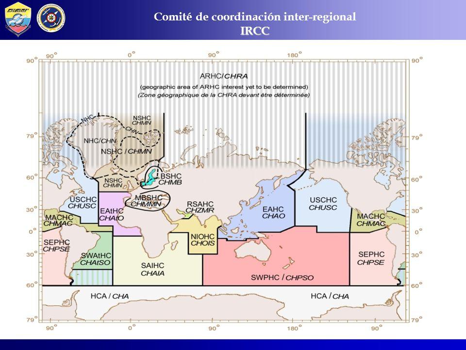 Comité de coordinación inter-regional IRCC