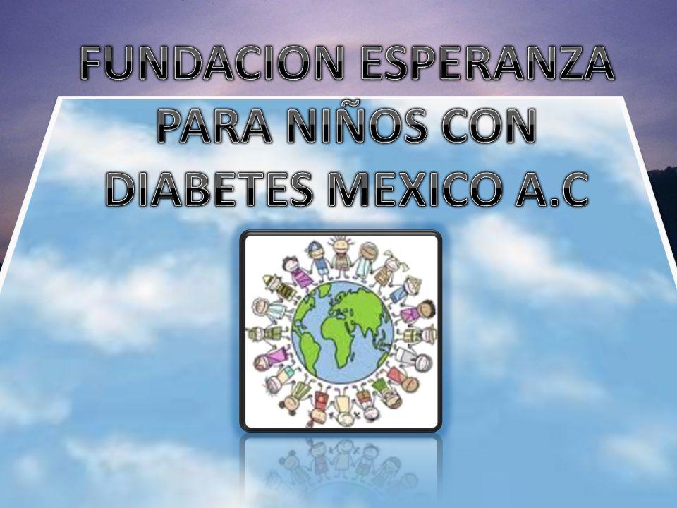 FUNDACION ESPERANZA PARA NIÑOS CON DIABETES MEXICO A.C