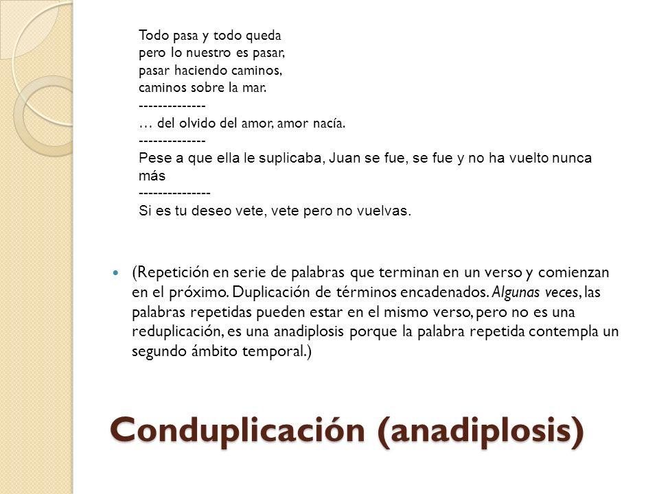 Conduplicación (anadiplosis)
