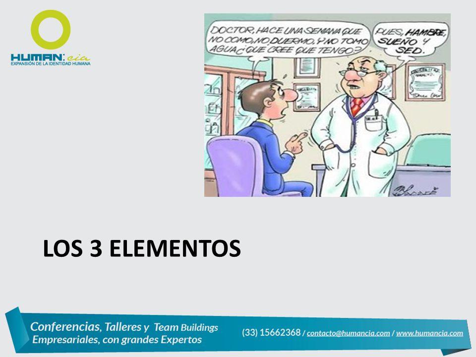 Los 3 elementos