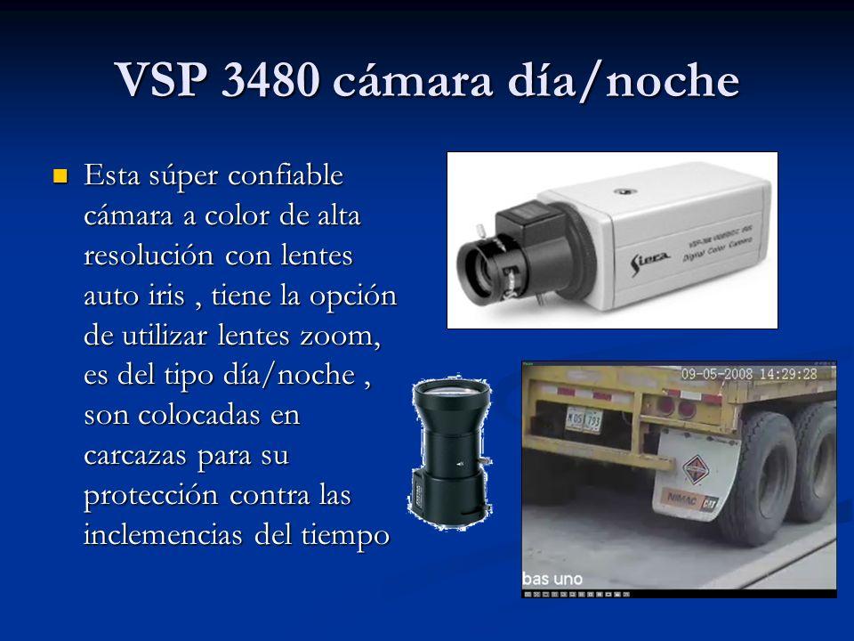 VSP 3480 cámara día/noche