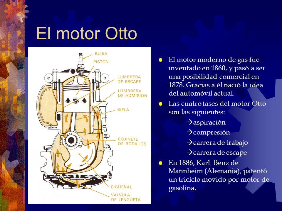 El motor Otto