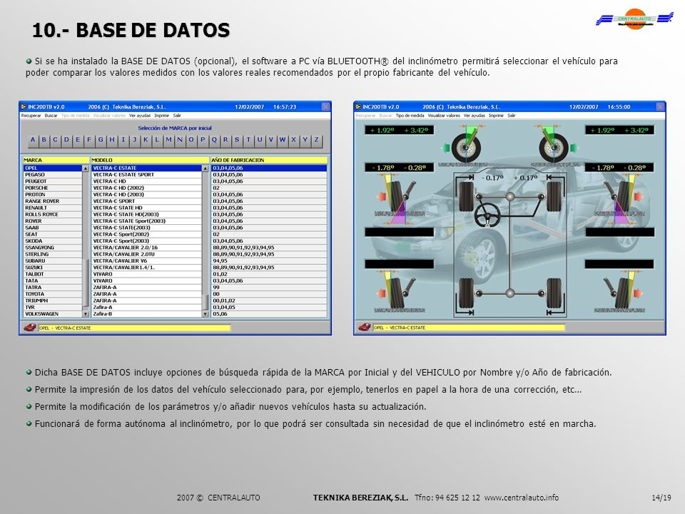 10.- BASE DE DATOS