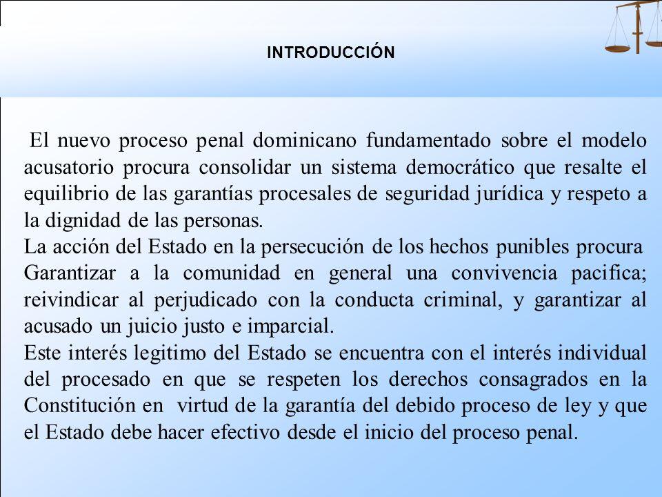 La acción del Estado en la persecución de los hechos punibles procura