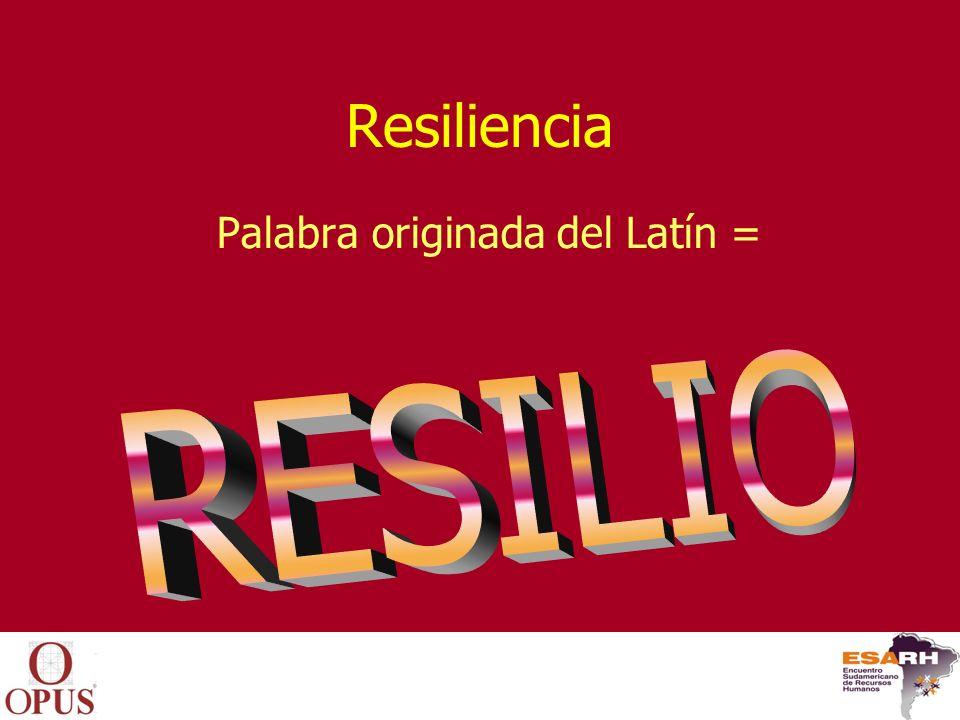 Palabra originada del Latín =