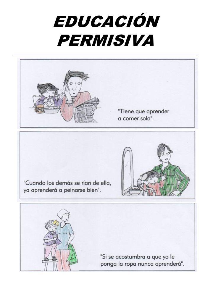 EDUCACIÓN PERMISIVA