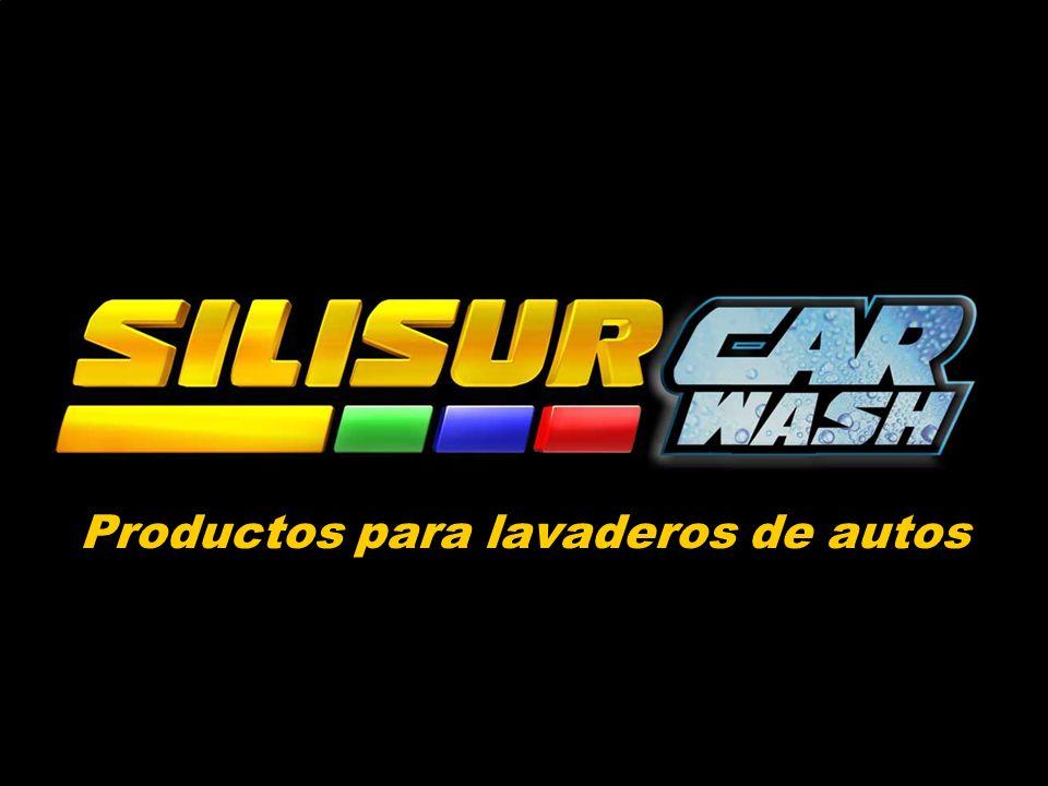 Productos para lavaderos de autos