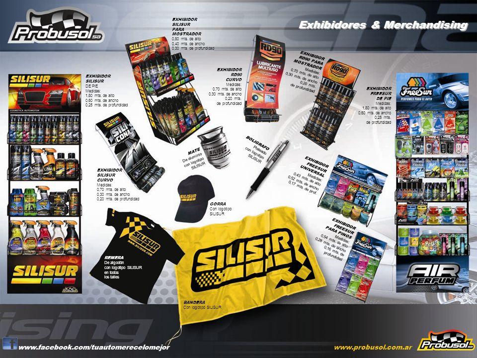 Exhibidores & Merchandising
