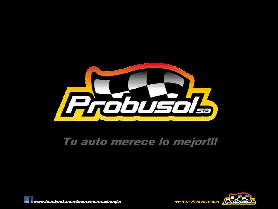Tu auto merece lo mejor!!! www.facebook.com/tuautomerecelomejor