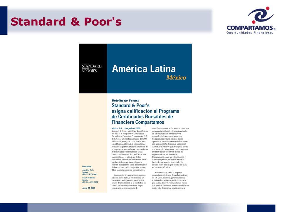 Standard & Poor s