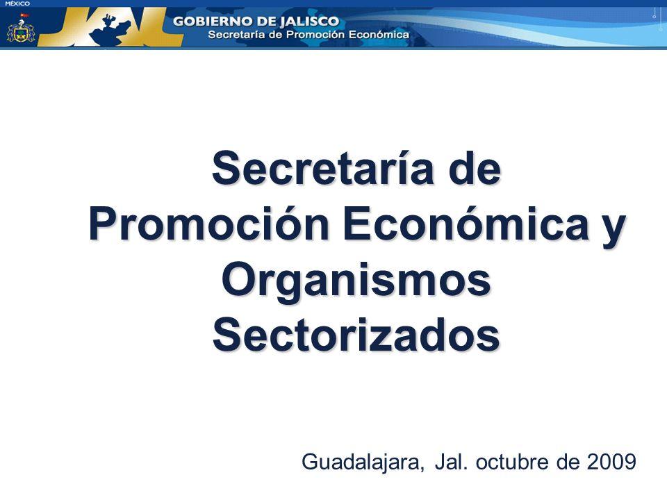 Secretaría de Promoción Económica y Organismos Sectorizados