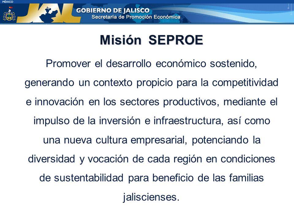 Misión SEPROE