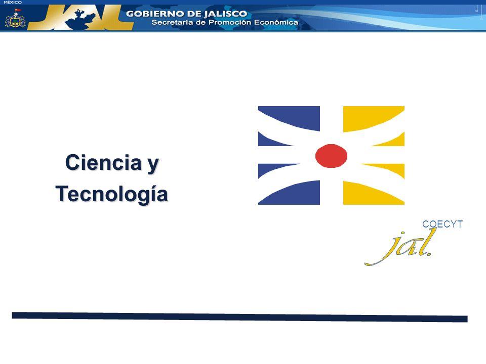 COECYT Ciencia y Tecnología