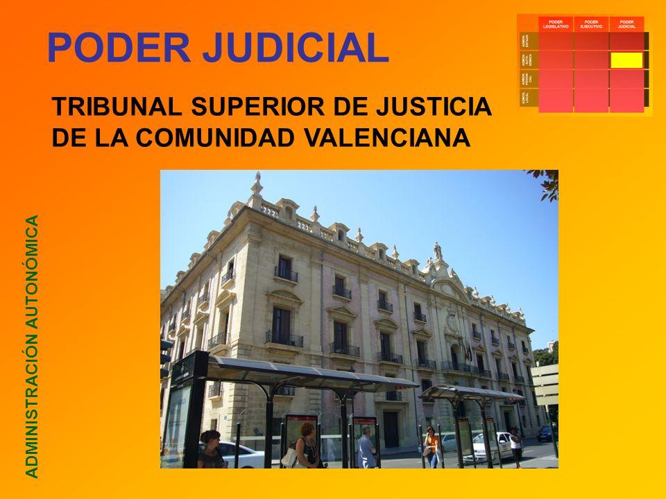 PODER JUDICIAL TRIBUNAL SUPERIOR DE JUSTICIA