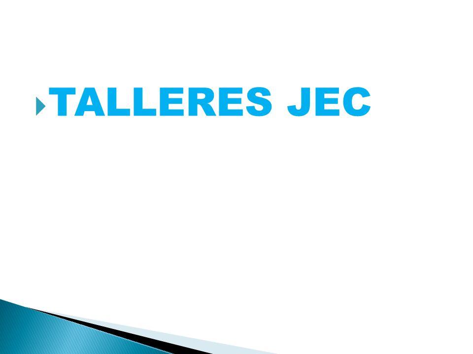 TALLERES JEC