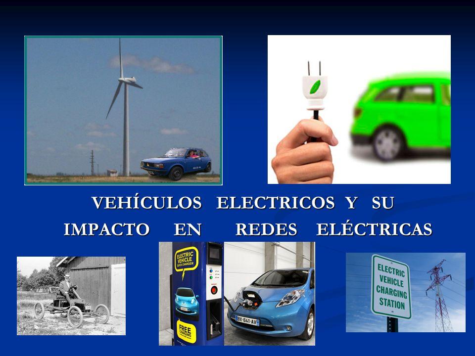 VEHÍCULOS ELECTRICOS Y SU IMPACTO EN REDES ELÉCTRICAS