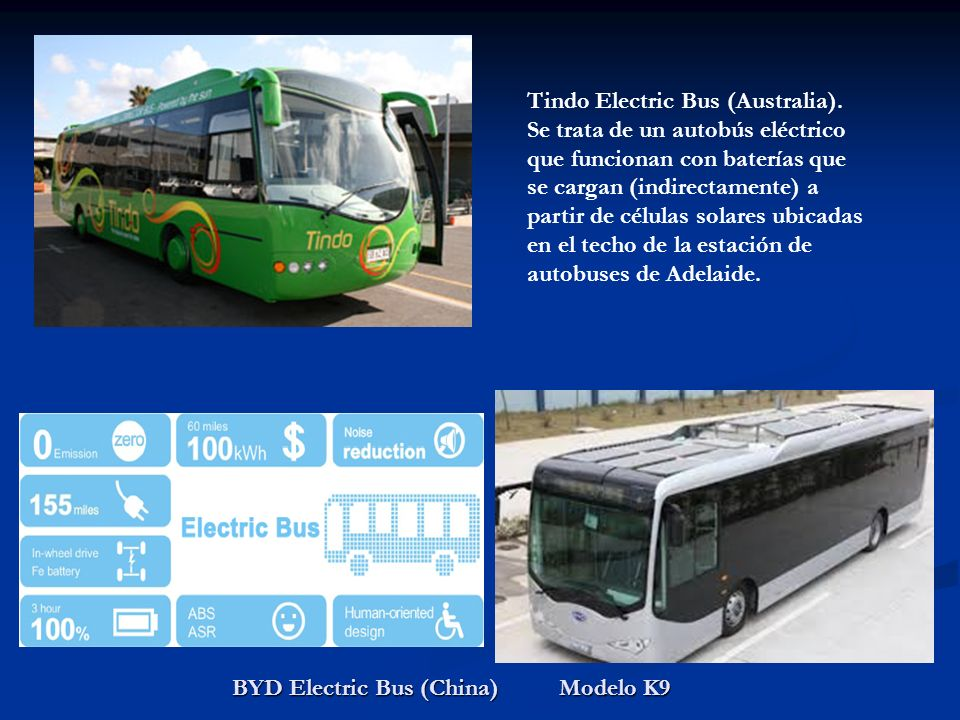 BYD Electric Bus (China) Modelo K9