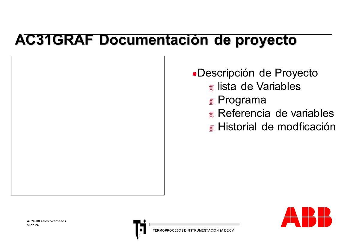 AC31GRAF Documentación de proyecto