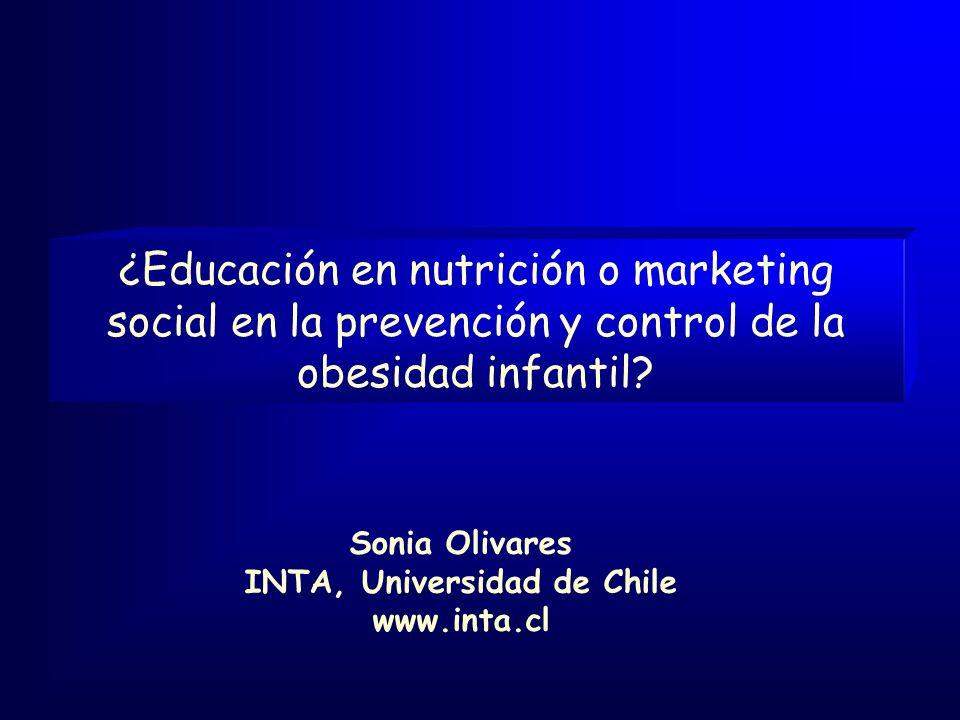 INTA, Universidad de Chile