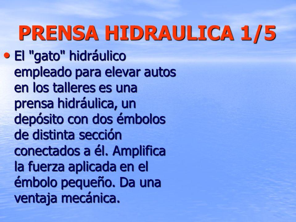 PRENSA HIDRAULICA 1/5