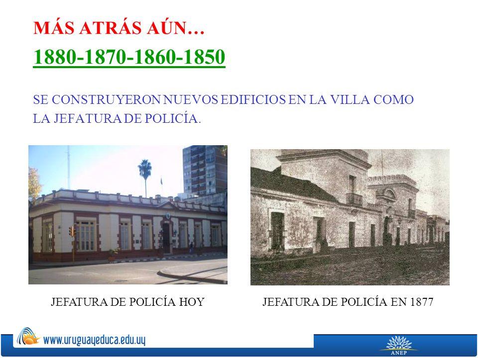 JEFATURA DE POLICÍA HOY