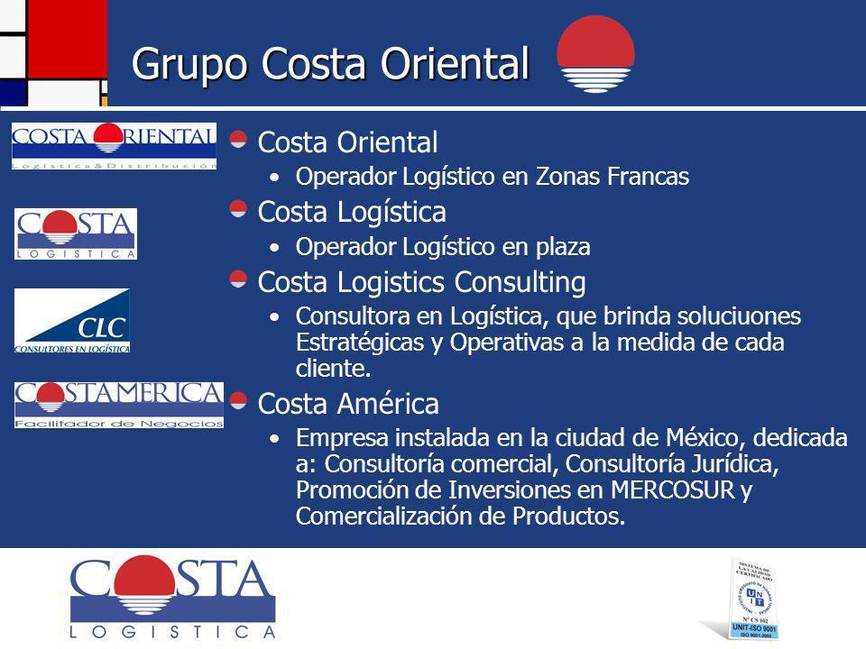 Grupo Costa Oriental Costa Oriental Costa Logística