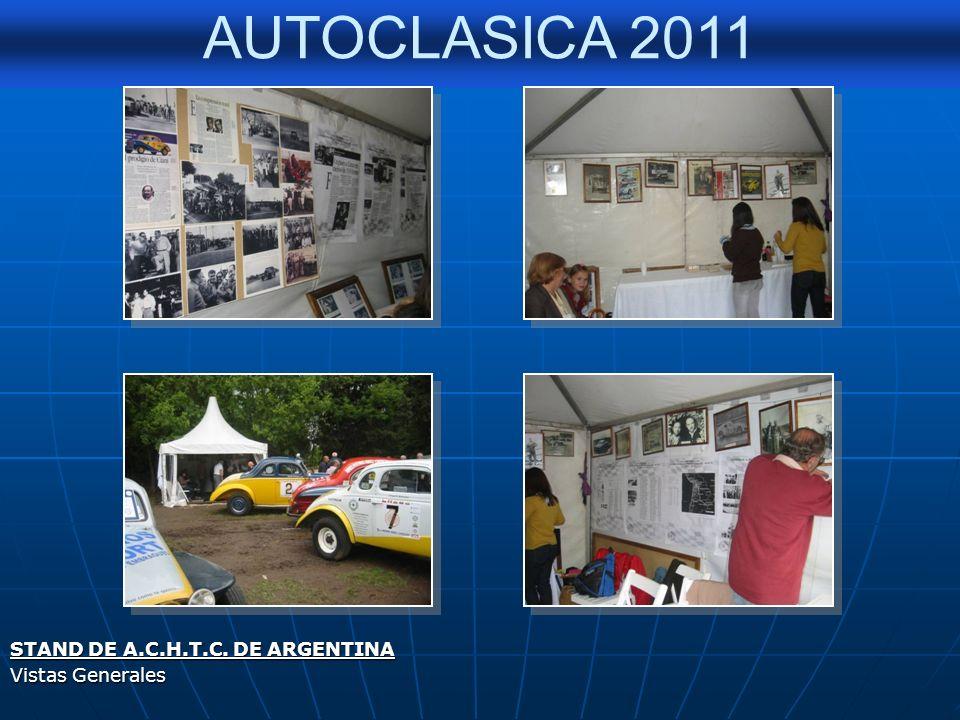 STAND DE A.C.H.T.C. DE ARGENTINA