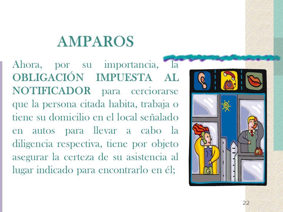 AMPAROS