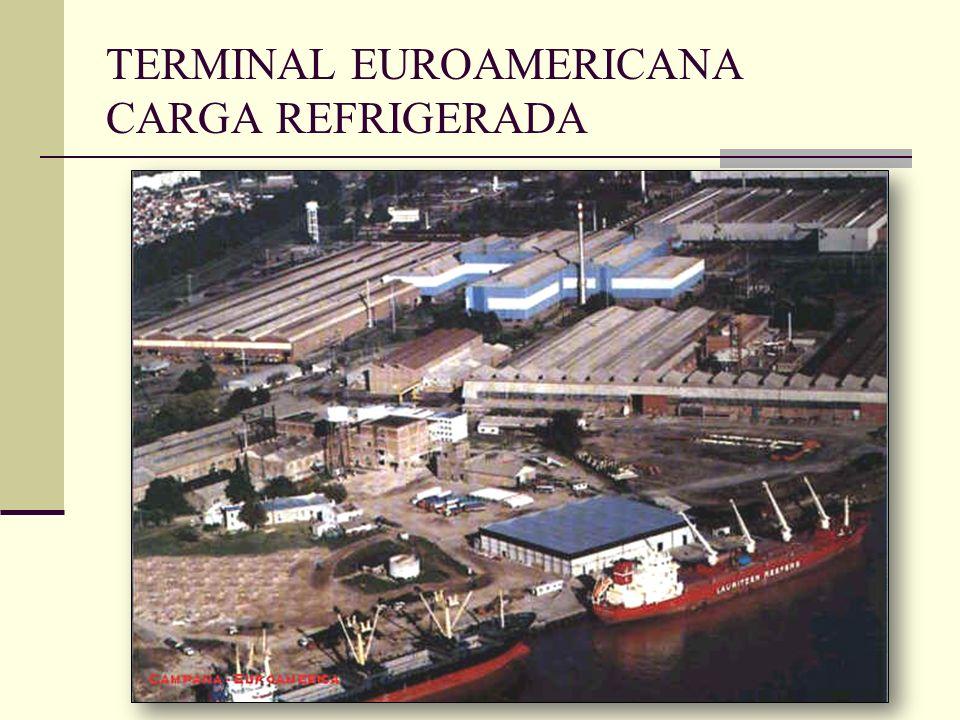 TERMINAL EUROAMERICANA CARGA REFRIGERADA
