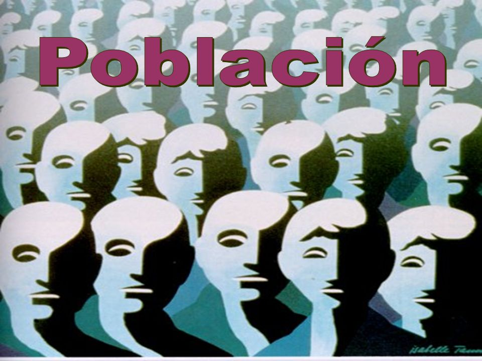 Población Población